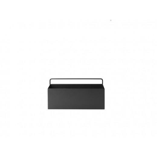Ferm Living Wall box Rectangle Black-31