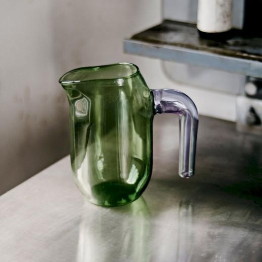Hay Jug Green Large-31