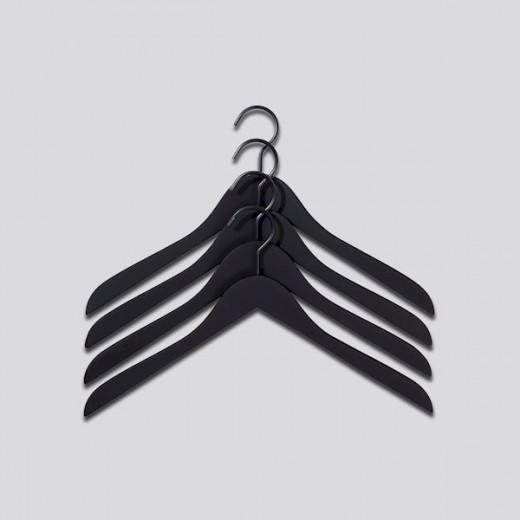 Hay Soft Coat Hanger Smal Sort-31