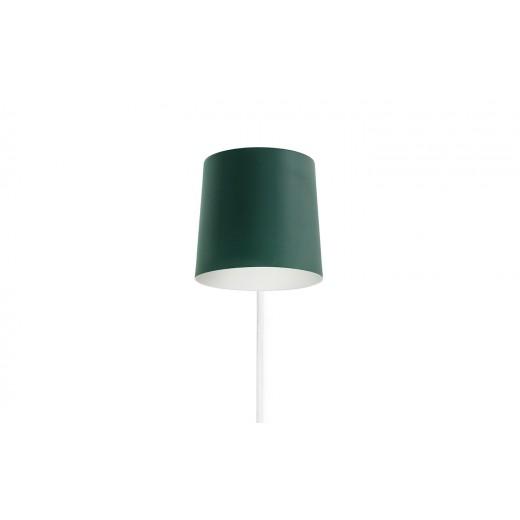 Normann Cph Rise Wall Lamp Petrol Green-31