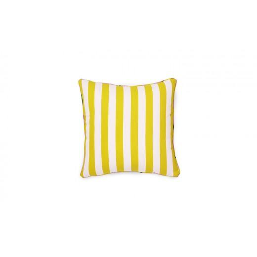 Normann Cph Posh Cushion Keep It Simple, pale rose/lemon curry-31