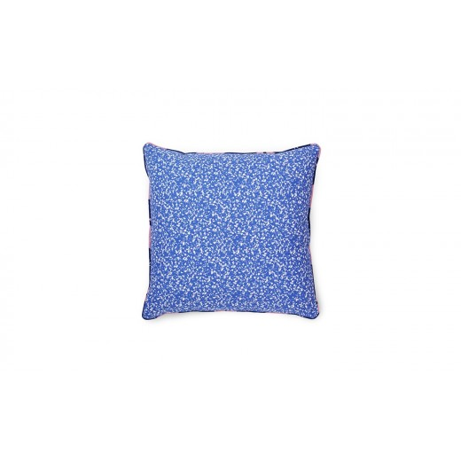 Normann Cph Posh Cushion, Busy Structure, true blue-31