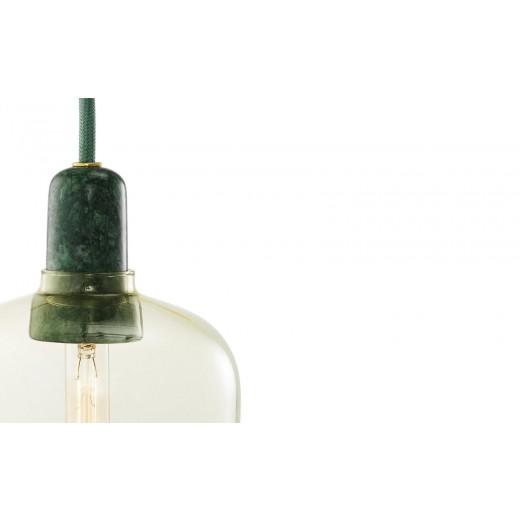 Normann Cph Amp Lamp Small, Gold/Green-31
