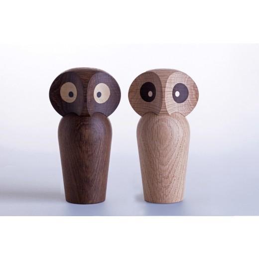 Architectmade Owl Mørk (Lille)-31