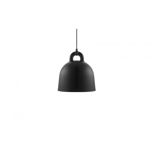 Normann Cph Bell Lamp Small, Sort-31