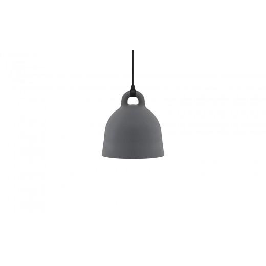 Normann Cph Bell Lamp Small, Grå-31