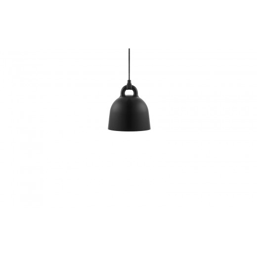 Normann Cph Bell Lamp X-Small, Sort-31