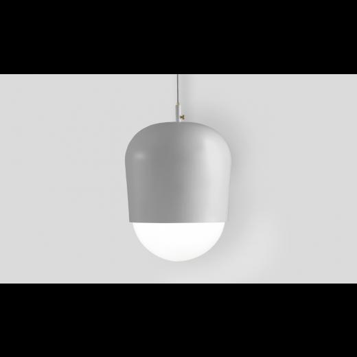 Munk Blind lamp, Soft grey-31