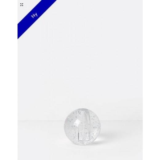 Ferm Living Bubble Glass Object Sphere-31