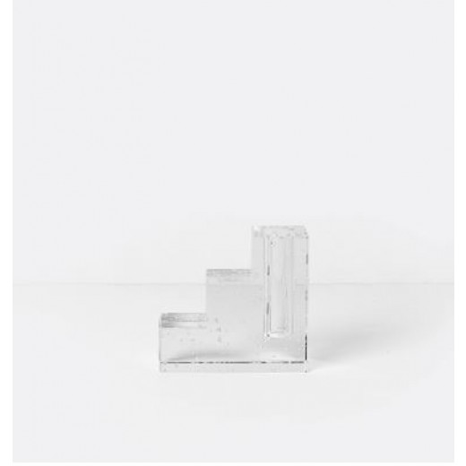 Ferm Living Bubble Glass Object Stairs-31