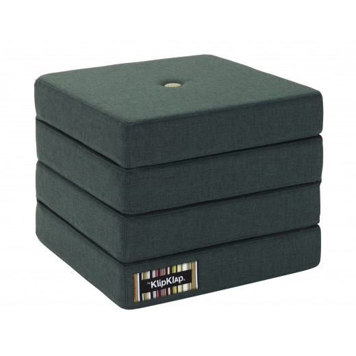 By Klipklap KK 4fold (Deep Green 920 w. light green buttons). Varierende levering.-31