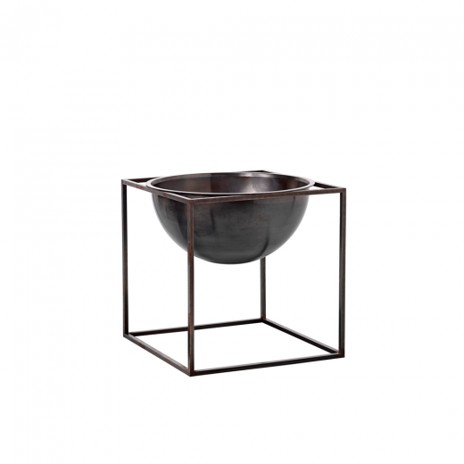 By Lassen Bowl Large Burnished Copper-31