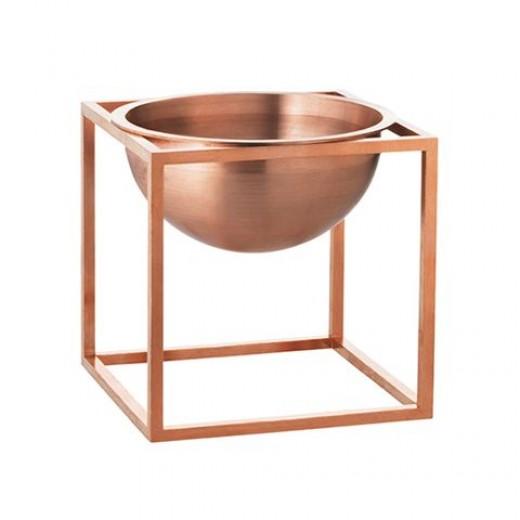 By Lassen Kubus Bowl lille (Kobber)-31