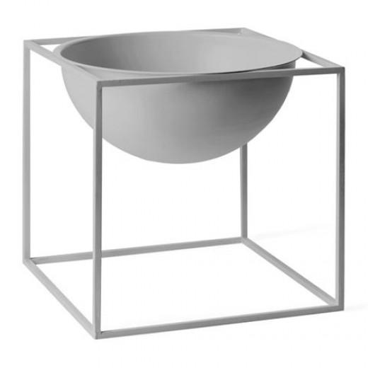 By Lassen Kubus Bowl Stor (Grå)-31