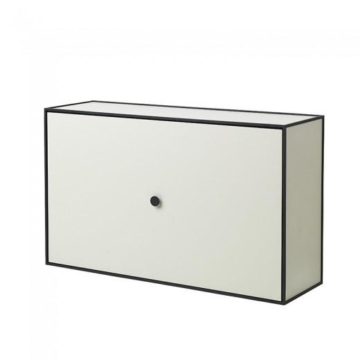 By Lassen Frame Shoe Cabinet (skoskab) lys grå-31