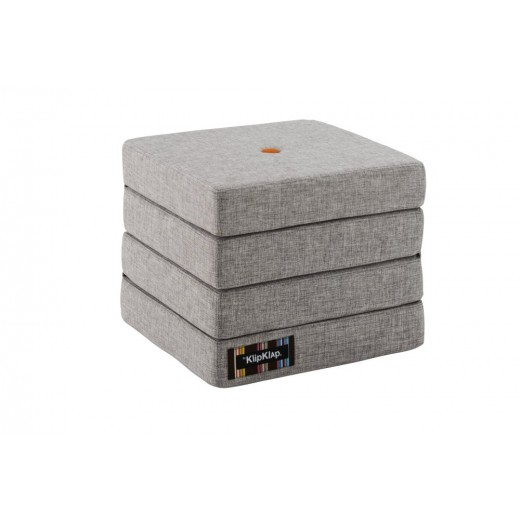 By Klipklap KK 4fold (Multi Grey 520 w. orange buttons). Varierende levering.-31