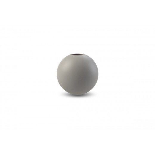 Cooee Design Ball Vase grey 10 cm-31