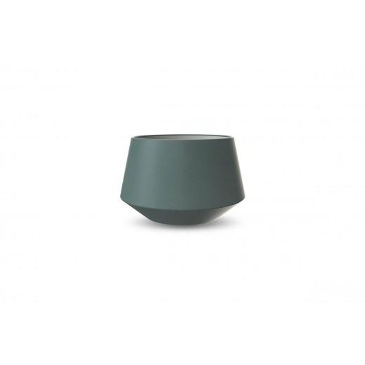 Cooee Convex potte Mørke Grøn 9,5 cm-31