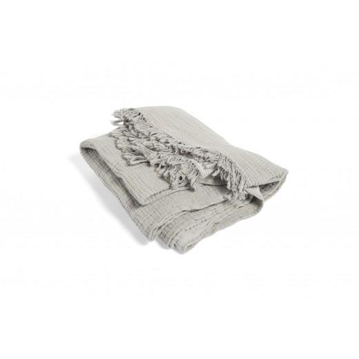 Hay Crinkle Plaid Antrachite grå 210 x 150-31