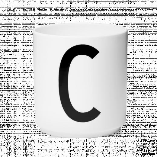 Design Letters Porcelæn krus C-31