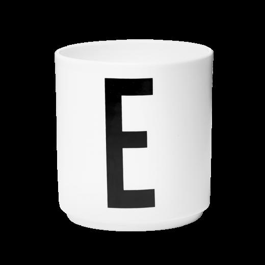 Design Letters Porcelæn krus E-31