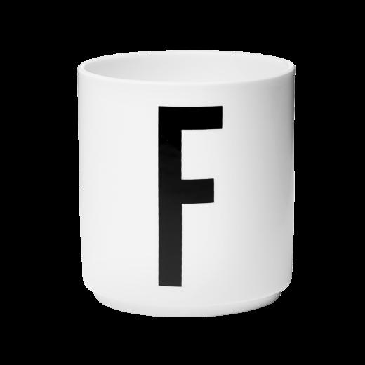 Design Letters Porcelæn krus F-31