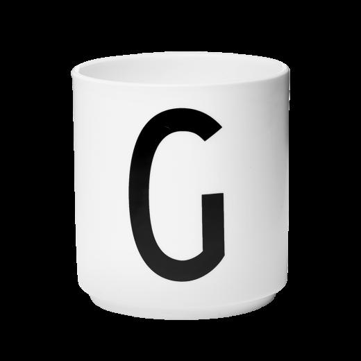 Design Letters Porcelæn krus G-31