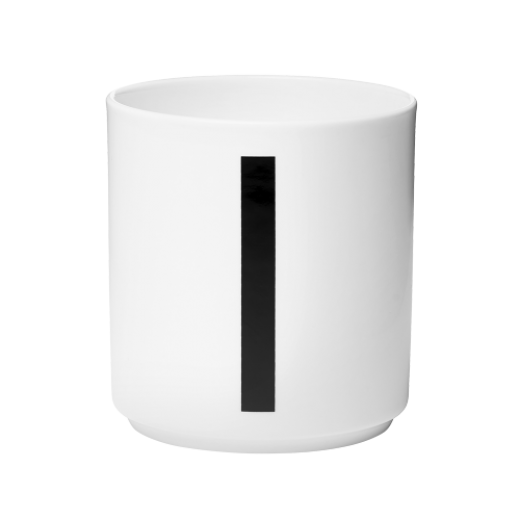 Design Letters Porcelæn krus I-31