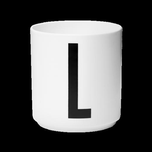 Design Letters Porcelæn krus L-31