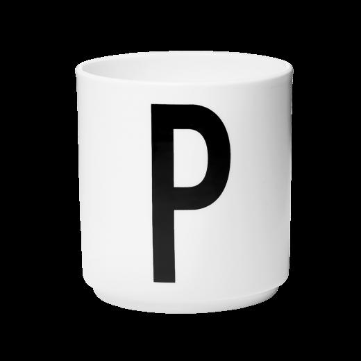 Design Letters Porcelæn krus P-31