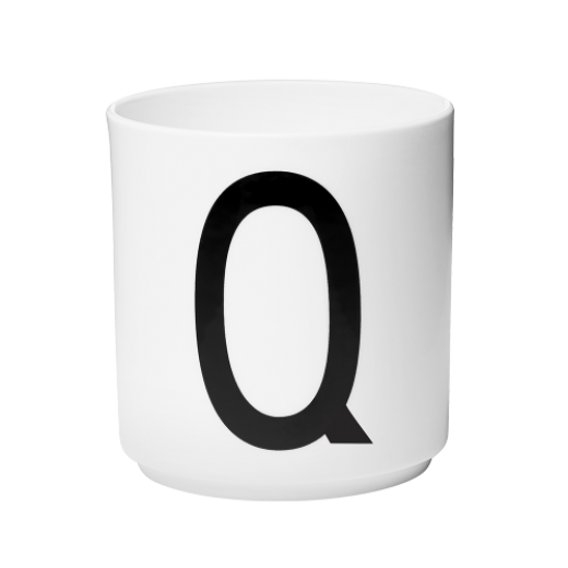Design Letters Melamin krus Q-31