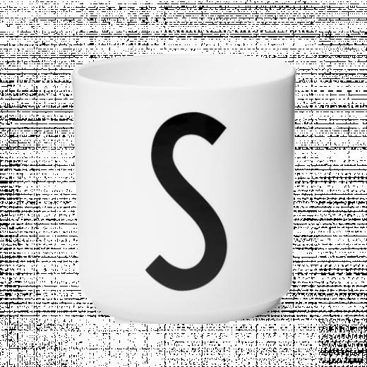 Design Letters Porcelæn krus S-31