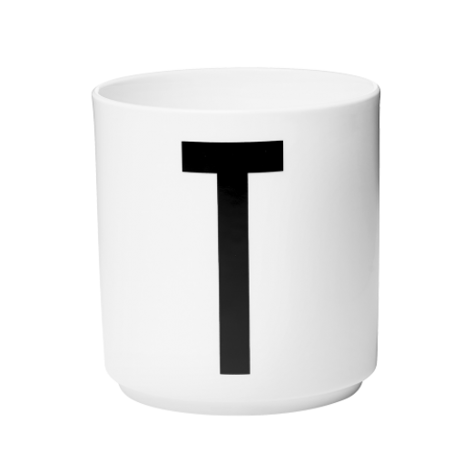 Design Letters Porcelæn krus T-31