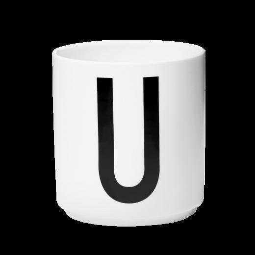 Design Letters Porcelæn krus U-31