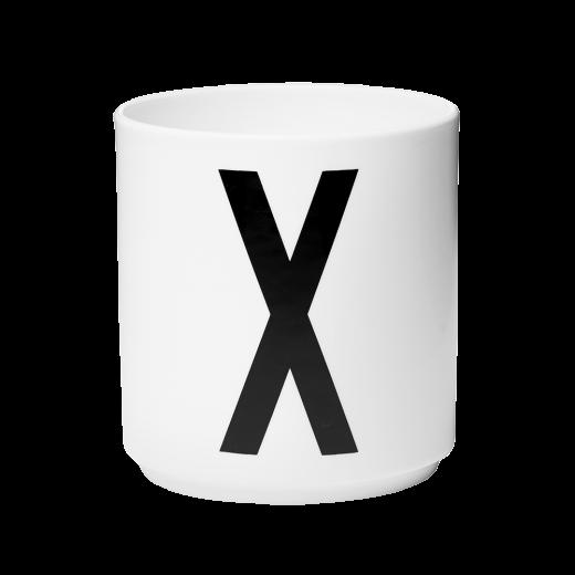 Design Letters Porcelæn krus X-31