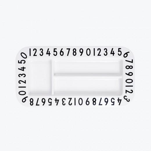 Design Letters - Snack tallerken Rektangulær