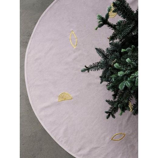 fermLIVINGChristmastreeblanketrose120cm-31