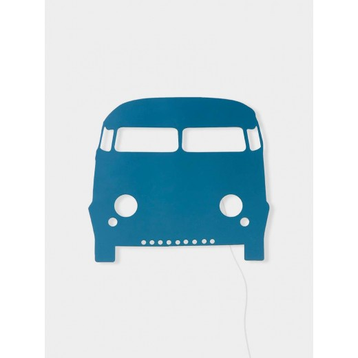 Ferm Living Car lamp petrol-31