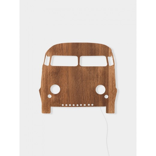 Ferm Living Car lamp smoked oak-31