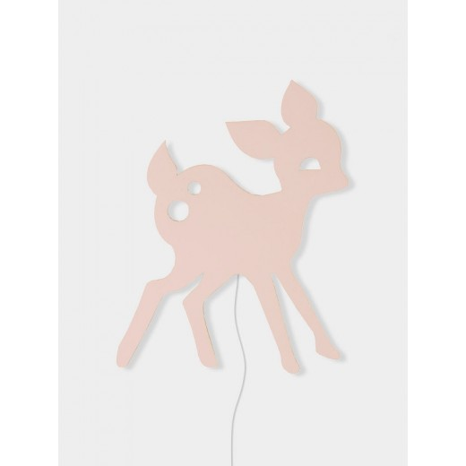 Ferm Living My Deer lamp rose-31