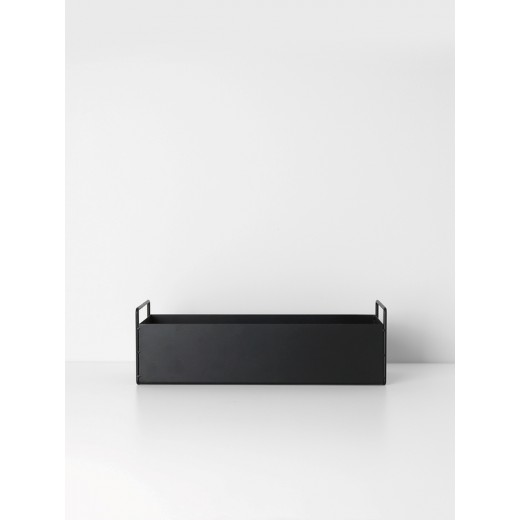 Ferm Living Plant box (Black)-31