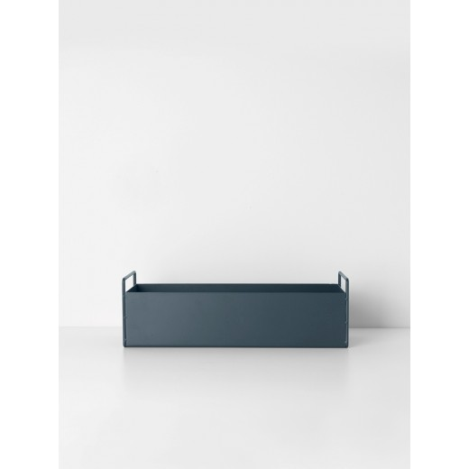 Ferm Living Plant box (Dark Grey)-31