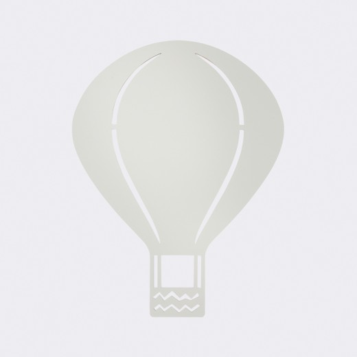 Ferm Living Air Balloon Lamp grey-31