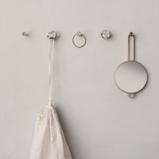 Ferm Living Hook Agate Moss Lille/Small-31