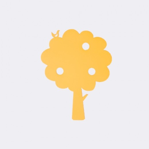 Ferm Living Tree lamp Yellow-31