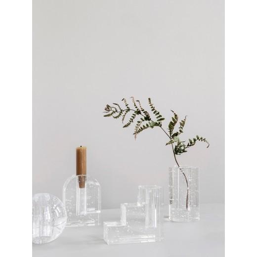 FermLivingBubbleGlassObjectCylinderKlarglas-31