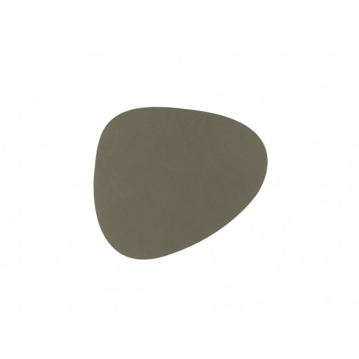LindDNA Glass Mat Curve Nupo Army Green-31