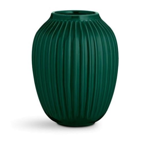 Kähler Hammershøi Vase (Stor) Grøn-31