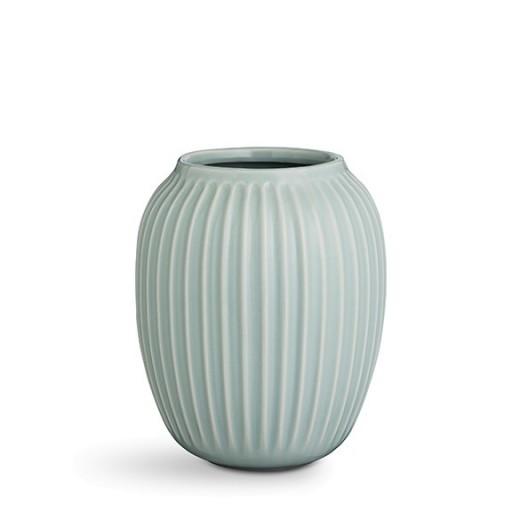 Kähler Hammershøi Vase (mellem) mintgrøn-31