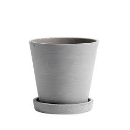 Hay Flowerpot grey medium-31